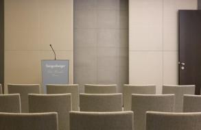 konferenz und seminar