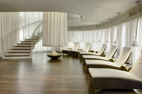 Spa und Wellness, Steigenberger Hotel Herrenhof